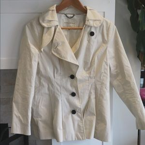 Banana Republic Short Rain Coat Size XS